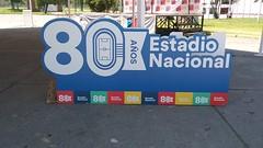 Mi visita al #EstadioNacional (28/12/2018) #EstadioNacional80 (hernánpatriciovegaberardi (1)) Tags: estadio nacional julio martínez prádanos 28 diciembre 2018 80 años ñuñoa santiago chile