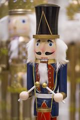 20181227_F0001: Drummer nutcracker (wfxue) Tags: nutcracker soldier drummer drum figurine wood decoration decorative toy