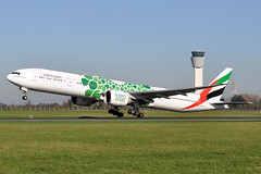 A6-EPL  B777-31H(ER)  Emirates Airlines (n707pm) Tags: a6epl b777 boeing 777 777er airport airplane airline aircraft uae ek emirates emiratesairlines eidw dub ireland collinstown dublinairport cn42331 expo2020livery newtower