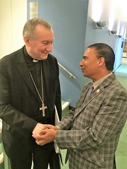 """Vetican Holy See Cardinal Petro Parolin, Secretary of State of the Holy See 2 - Copy • <a style=""""font-size:0.8em;"""" href=""""http://www.flickr.com/photos/146657603@N04/46516684641/"""" target=""""_blank"""">View on Flickr</a>"""