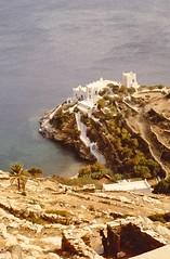Ios / Cyclades / Grèce / Août 1983 (leonmul68) Tags: ios cyclades meregée grèce greece aegean 1983 août1983 pentax mesuper pentaxmesuper crèce1983 greece1983 top20greece