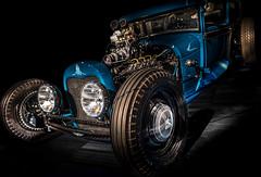 HOT (Dave GRR) Tags: hotrod ratrod retro classic vintage toronto auto show 2019 olympus