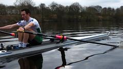 IMG_0997 (NUBCBlueStar) Tags: rowing remo rudern river aviron february march star university sunrise boat blue nubc sculling newcastle london canottaggio tyne hudson thames sweep eight pair