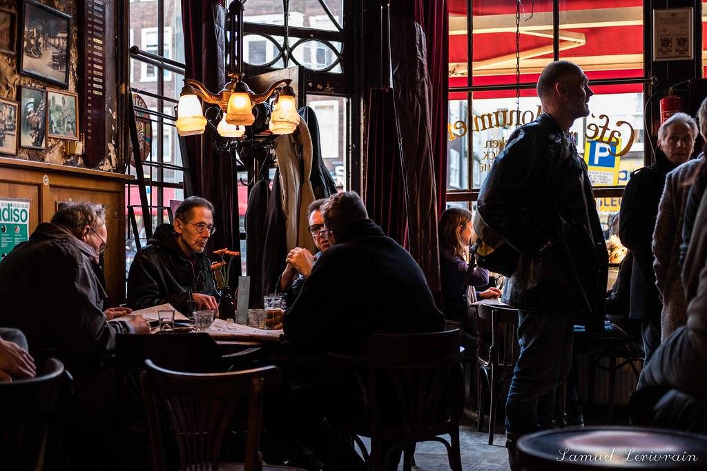 Cafe bolle jan amsterdam