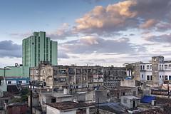 Santa Clara Libre - Cuba (Javier Álamo Andrés) Tags: cuba america city cityscape urban sunset building santa clara architecture old roof travel