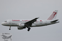 Tunisair Airbus A319-114 (jonny4x4uk) Tags: airbus boeing dreamliner a350 a320 a340 a380 a321 a319 aerlingus virginatlantic americanairlines b787 b747 b737 b777 a330 b757 landor britishairways ba speedbird deltaairlines oneworld retro lot unitedairlines airnewzealand aeroflot max8 cathaypacific thaiairlines airmalta qantas turkishairlines aircanada boac mea middleeastairways aegean srilankan alitalia neo bea airserbia airindia malaysiaairlines dhl cargo jetairways ana singaporeairlines saudia airchina airastrana gulfair koreanair airbridgecargo abc tunisair bulgarianairlines pia pakistaninternationalairlines qatar freighter airfreight heathrow lhr london egll airport avgeet 27r 27l 09r