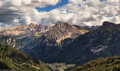 Alta Val di Fassa (cesco.pb) Tags: valdifassa colac dolomiten dolomiti dolomites alps alpi trentino italia italy canon canoneos60d tamronsp1750mmf28xrdiiivcld montagna montains