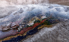 Another planet (marko.erman) Tags: geothermal geyser volcanic water rocks minerals geology illusion colorful planet extraterrestrial sony chile el tatio southamerica latinamerica atacama beautiful