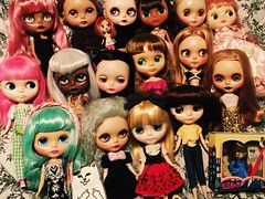 """Current Blythe Family (Jan. 2019) • <a style=""""font-size:0.8em;"""" href=""""http://www.flickr.com/photos/162398189@N03/46668440512/"""" target=""""_blank"""">View on Flickr</a>"""