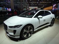 Jaguar I-Pace (Rudy Pické) Tags: car jaguar
