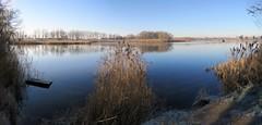 Lake 'De Mare' Waasmunster - Belgium (roland_tempels) Tags: waasmunster water nature belgium supershot demare