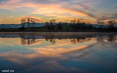 Gerzensee (BE) (mluuk) Tags: abendrot gerzensee schweiz see wasser stimmung farben licht