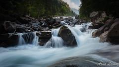 chemin de cascades, Cauterets (arnolamez) Tags: waterfall cascade pyrenees water mountain montagne paysage landscape