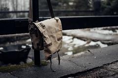 Meine Fototasche (Gruenewiese86) Tags: 2018 harz hütte november sony a6500 wald forest forestscape fog nebel angst tod tot geheimnisvoll mystisch mystical germany holz baum himmel landstrase