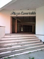 Plaza Esmeralda (knightbefore_99) Tags: mexico mexican tangolunda tropical oaxaca awesome art ruin plaza esmeralda gone concrete stairs shopping mall sad finished lost