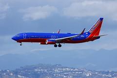 B737 N8646B Los Angeles 21.03.19 (jonf45 - 5 million views -Thank you) Tags: airliner civil aircraft jet plane flight aviation lax los angeles international airport klax southwest airlines boeing 737 n8646b