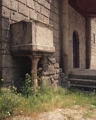 The pulpit (lebre.jaime) Tags: portugal beira covilhã ourladyofthecalvary chapel hasselblad 503cx distagon cf4050fle analogic film120 film 120 mf middleformat kodak ektar100 v600 epson affinity affinityphoto