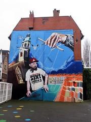 Smates / Antwerpen - 2 feb 2019 (Ferdinand 'Ferre' Feys) Tags: antwerpen anvers antwerp belgium belgique belgië streetart artdelarue graffitiart graffiti graff urbanart urbanarte arteurbano ferdinandfeys