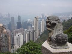 (procrast8) Tags: hong kong island china victoria peak mount austin lion pavilion