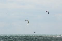 2018_08_15_0154 (EJ Bergin) Tags: sussex westsussex worthing beach seaside westworthing sea waves watersports kitesurfing kitesurfer seafront lewiscrathern jezjones