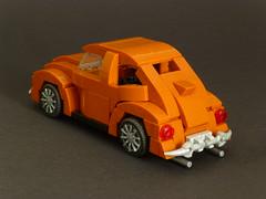 VW Beetle .02 (Brixe63) Tags: lego vw käfer beetle volkswagen car auto