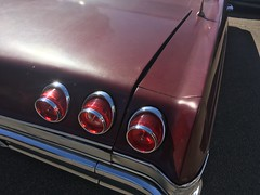 IMG_1543 (john.and.kath) Tags: jrd 1965 chev chevrolet impala 4door hardtop lhd accident pennanthillsrd rear end
