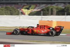 1902280484_leclerc (Circuit de Barcelona-Catalunya) Tags: f1 formula1 automobilisme circuitdebarcelonacatalunya barcelona montmelo fia fea fca racc mercedes ferrari redbull tororosso mclaren williams pirelli hass racingpoint rodadeter catalunyaspain
