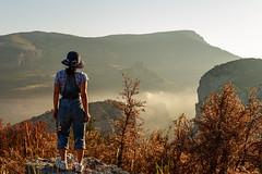 Verdon (PokemonaDeChroma) Tags: verdon canyon gorgeduverdon cotedazur france journey sunrise foggy
