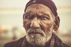 Varanasi gentleman (andy_8357) Tags: varanasi india street portraiture man gentleman beard ghats ganges river kind elderly elder sony a6000 alpha mirrorless sigma 60mm f28 dn art closeup uttar pradesh hat soulful expressive mustache old gentle hindu sadhu hinduism prime natural light ilce6000 ilcenex 6000 people person