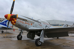 North American P 51D-30-NA Mustang n° 122-40967 / 44-74427  ~ F-AZSB / G-C4 / 411622 'Nooky Booky IV' (Aero.passion DBC-1) Tags: carrefour de lair 2014 le bourget lbg dbc1 david biscove aeropassion avion aircraft aviation plane north american p51 mustang ~ fazsb gc4 411622 nooky booky iv