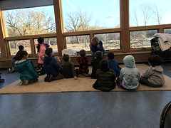 """Learning About Coyotes at the Nature Center • <a style=""""font-size:0.8em;"""" href=""""http://www.flickr.com/photos/109120354@N07/47354324142/"""" target=""""_blank"""">View on Flickr</a>"""