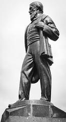 James Edward Fitzgerald (johnstewartnz) Tags: fitzgerald jamesfitzgerald statue christchurch blackandwhite bw monochrome crazytuesday crazytuesdaytheme canon canonapsc apsc eos 100canon 7dmarkii 7d2 7d canon7dmarkii canoneos7dmkii canoneos7dmarkii 2470 2470mm ef2470mmf4l canonef2470f40l