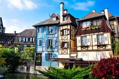 Colmar (Valdy71) Tags: colmar alsazia alsace france francia color building city cityscape