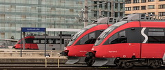 S-Bahn Tirol (The Rail Net) Tags: öbb innsbruck bahnhof talent sbahntirol hauptbahnhof