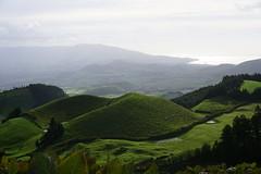 Green Hills (Toats Master) Tags: azores portugal pontadelgada landscape hills green ocean sea atlantic