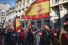 Another Catalonia (Andrea Rizzi Esk) Tags: fiesta nacional españa spain barselona bcn reportage testimony street history catalugna colorful flag manifestation