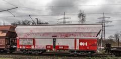 22_2019_01_16_Gelsenkirchen_Bismarck_6185_025_DB_mit_gem_Güterzug ➡️ Bottrop_Süd (ruhrpott.sprinter) Tags: ruhrpott sprinter deutschland germany allmangne nrw ruhrgebiet gelsenkirchen lokomotive locomotives eisenbahn railroad rail zug train reisezug passenger güter cargo freight fret bismarck bottropsüd ctd captrain db hctor hhpi 0632 1266 1232 1261 6152 6185 6187 6241 class66 vtgch rb42 hochspannungsmast kraftwerk herne dorsten dortmund logo natur outdoor graffiti