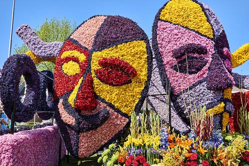Flower masks