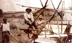Les moissons - 1935