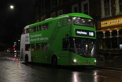Route N11, Go Ahead London, LT483, LTZ1483 (Jack Marian) Tags: routen11 goaheadlondon lt483 ltz1483 newbusforlondon nb4l newroutemaster ealingbroadway liverpoolstreet alloveradvert alloverad buses bus london