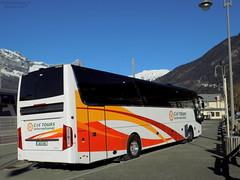 VanHool TX16 Alicron (ChristopherSNCF56) Tags: car autocars vanhool tx16 alicron saintgervais lesbains fayet cie tours international
