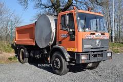 DSC_0007 (richellis1978) Tags: truck lorry haulage transport logistics cannock seddon atkinson strato r408egd r408 egd road