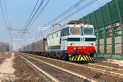 632 030 (atropo8 - fb.me/maniallospecchio) Tags: 632030 fondazionefs trenitalia treno train storico verona veneto italy milano venezia italianrailways nikon d810