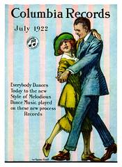 Columbia Records July 1922 (Al Q) Tags: columbia records july 1922 catalog