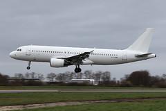 Airbus A320-214 Avion Express LY-VEW (herpeux_nicolas) Tags: airbus airbusa320214 a320214 320214 a320200 a320 avionexpress x9 nvd nordvind lyvew msn1005 cn1005 fwwdl y180 cfmicfm565b4p cfmi cfm565b4p cfminternational landing attérissage rns lfrn rennessaintjacques allwhite ligueeuropa coupeeuropaleague europaleague europaleaguecup inflight badweather clouds cloud runway charter lowcost panning filé