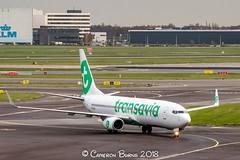 "Transavia PH-HSB B737-800 (IMG_2400) (Cameron Burns) Tags: transavia hv phhsb boeing boeing737 boeing737800 boeing738 b737 b737800 b738 txl berlin tegel germany german deutschland green white netherlands dutch holland amsterdam schiphol airport amsterdamschipholairport ""amsterdam schiphol"" ams eham airfield aviation aerospace airliner aeroplane aircraft airplane plane canoneos80d canoneos eos80d canon80d canon eos 80d haarlemmermeer ""luchthaven luchthaven europe action"