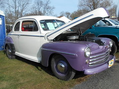 1947 Ford Coupe (splattergraphics) Tags: 1947 ford coupe customcar carshow carlisle springcarlisle carlislepa
