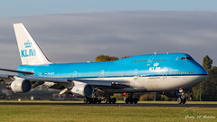 KLM B747 (Ramon Kok) Tags: 744 747 747400 747400m 74m ams avgeek avporn aircraft airline airlines airplane airport airways amsterdam amsterdamairportschiphol aviation blue boeing boeing747 boeing747400 boeing747400m eham holland kl klm koninklijkeluchtvaartmaatschappij phbfc royaldutchairlines schiphol schipholairport thenetherlands vijfhuizen noordholland nederland nl