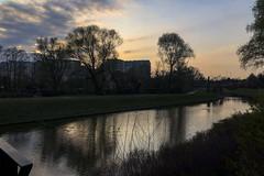 Kepa Potocka (evaxebra) Tags: poland polska vacation 2019 sunset kepa potocka stream river