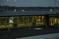 Airports : Amsterdam Airport Pier D (Nabil Molinari Photography) Tags: airports amsterdam airport pier d